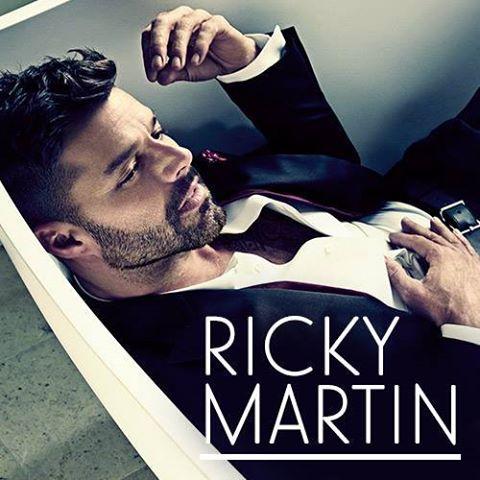 Disco novo de Ricky Martin estará à venda no dia 10 de fevereiro
