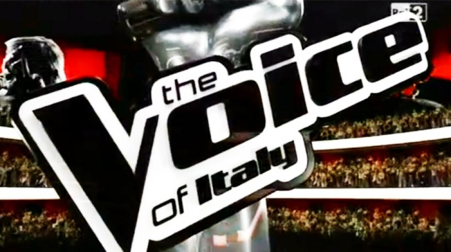 TVOI - The Voice Itália logo