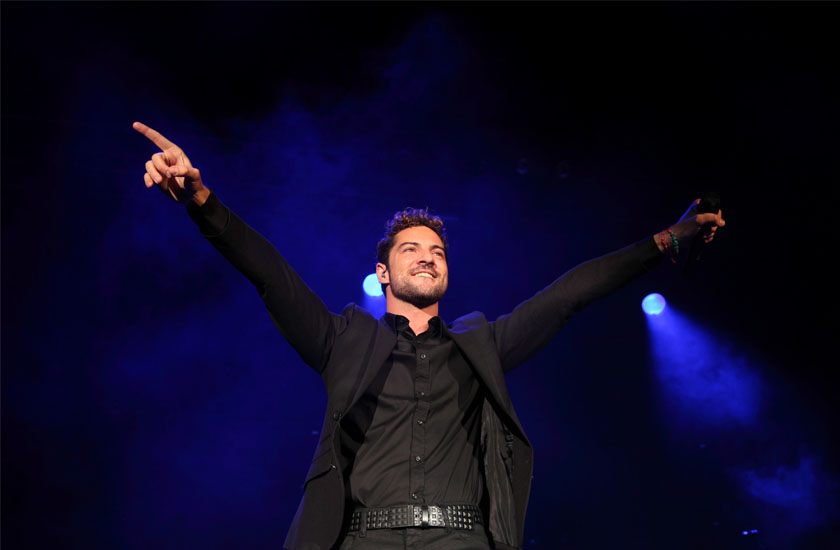 Conheça o cantor David Bisbal, uma das maiores estrelas da música latina na atualidade