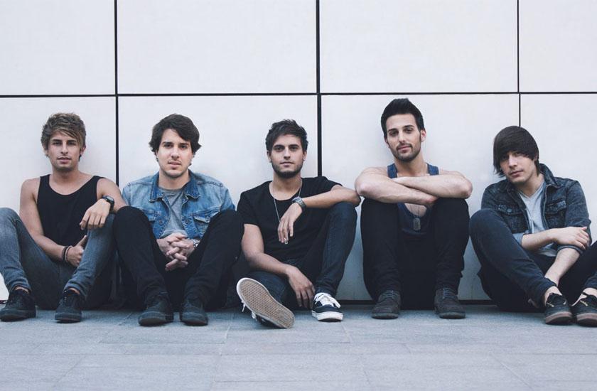 Amelie é o um grupo de pop-rock da região da Catalunha, na Espanha
