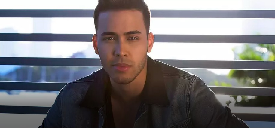 Prince Royce é destaque na Billboard