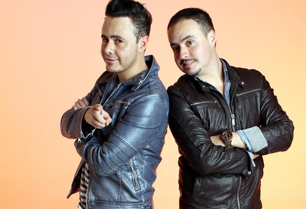 Antes conhecidos apenas como autores, duo Rio Roma começa a ganhar destaque como cantores