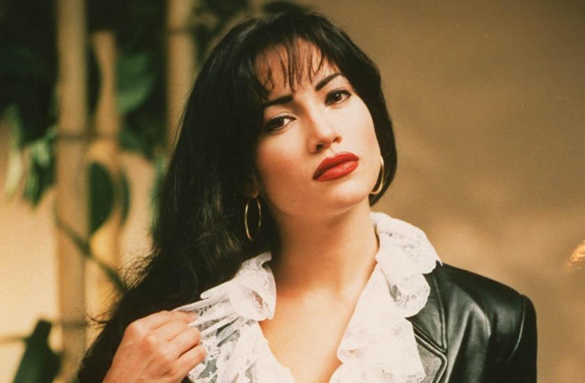 Jennifer Lopez viveu Selena no cinema em 1997