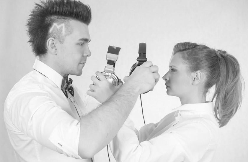 Maraaya, que representa a Eslovênia no Eurovision 2015, gravou uma versão de Grande Amore, do Il Volo