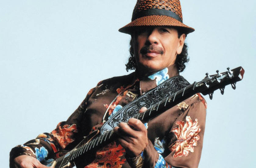 Resultado de imagem para Carlos Santana
