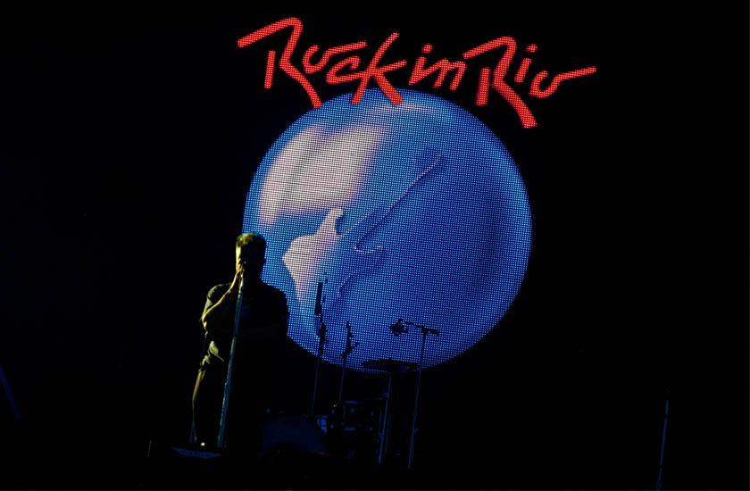 Edição do Rock In Rio é cancelada por falta de recursos