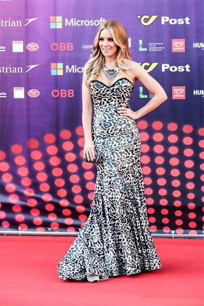 Espanha Edurne Opening Ceremony Eurovision