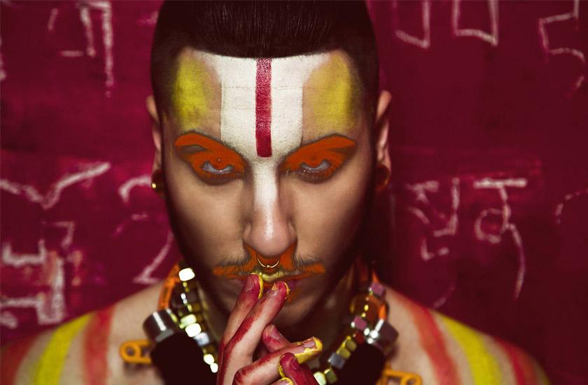 Madh foi o vice campeão da 8ª edição do X Factor itália