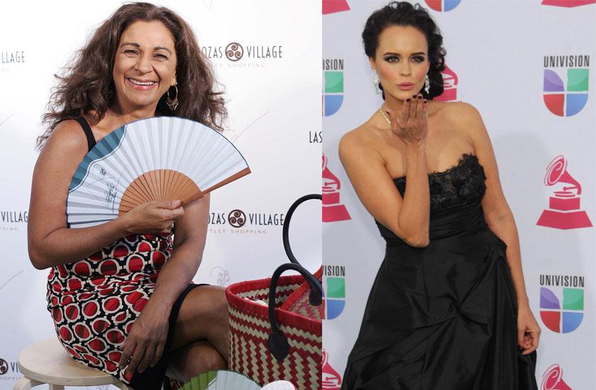 Lolita e Shaila Dúrcal são as novas juradas do Tu Cara Me Suena