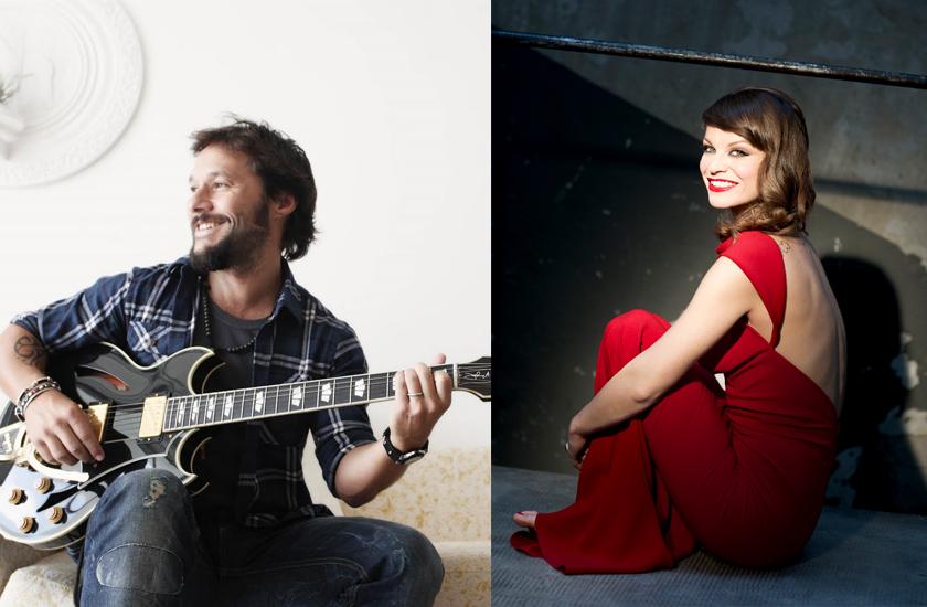 Alessandra Amoroso regravou seu hit Senza Nuvole com Diego Torres