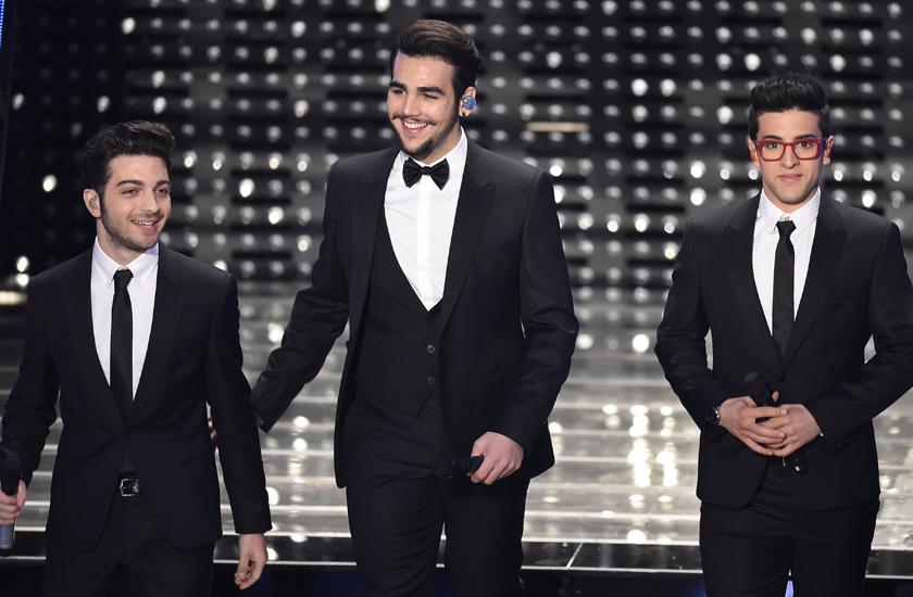 Il Volo cantará o hino italiano no GP de Monza
