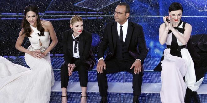 Festival de Sanremo anuncia novidades para 2016