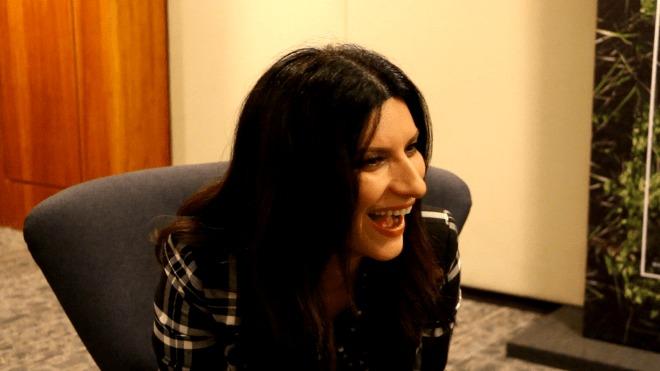 Laura Pausini fala sobre o novo disco, Simili