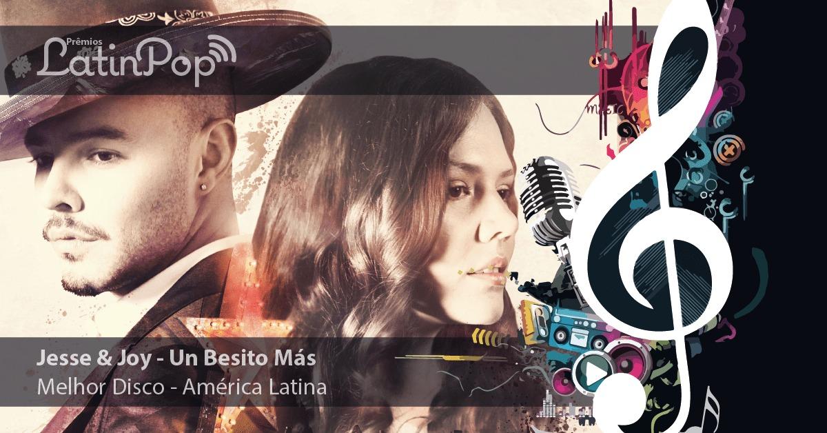 Un Besito Más, de Jesse & Joy é o melhor disco do ano na América Latina