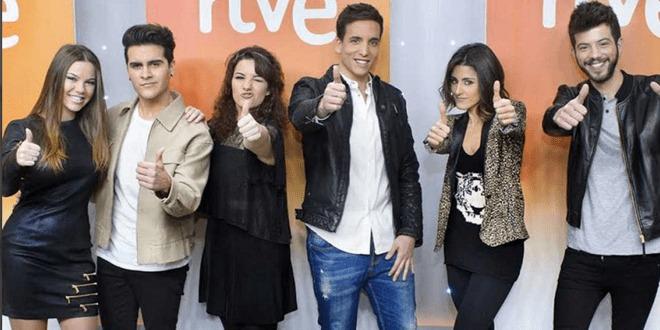 Maria Isabel, Maverick, Electric Nana, Xuso Jones, Barei ou Salbador Beltrán: um deles representará a Espanha no próximo Eurovision