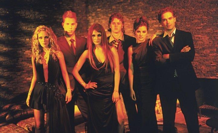 RBD tem um dos álbuns históricos da música latina no Brasil
