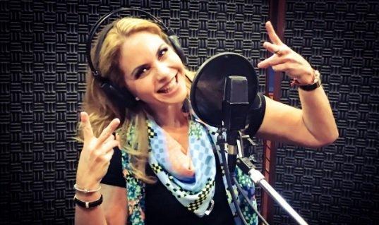 Lucero grava trilha sonora de Carinha de Anjo