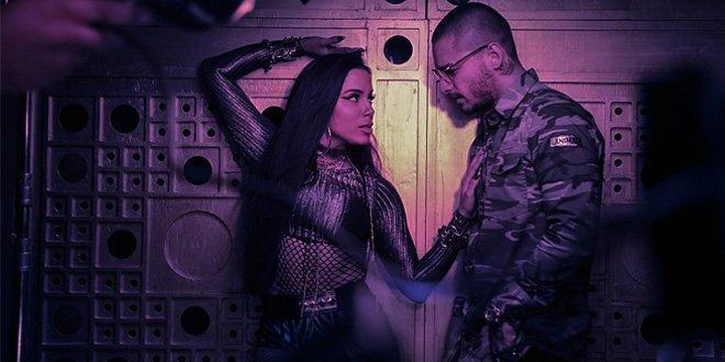 Sim ou Não é a sensual parceria de Anitta e Maluma