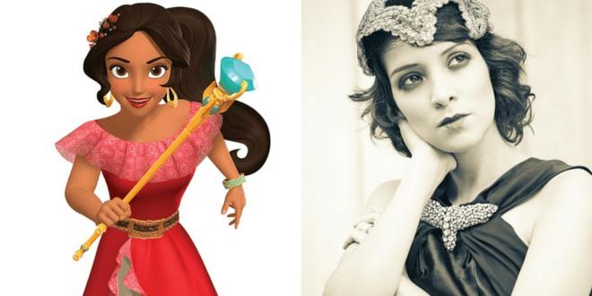 Gaby Moreno canta o tema de abertura de Elena de Avalor, primeira princesa latina da Disney