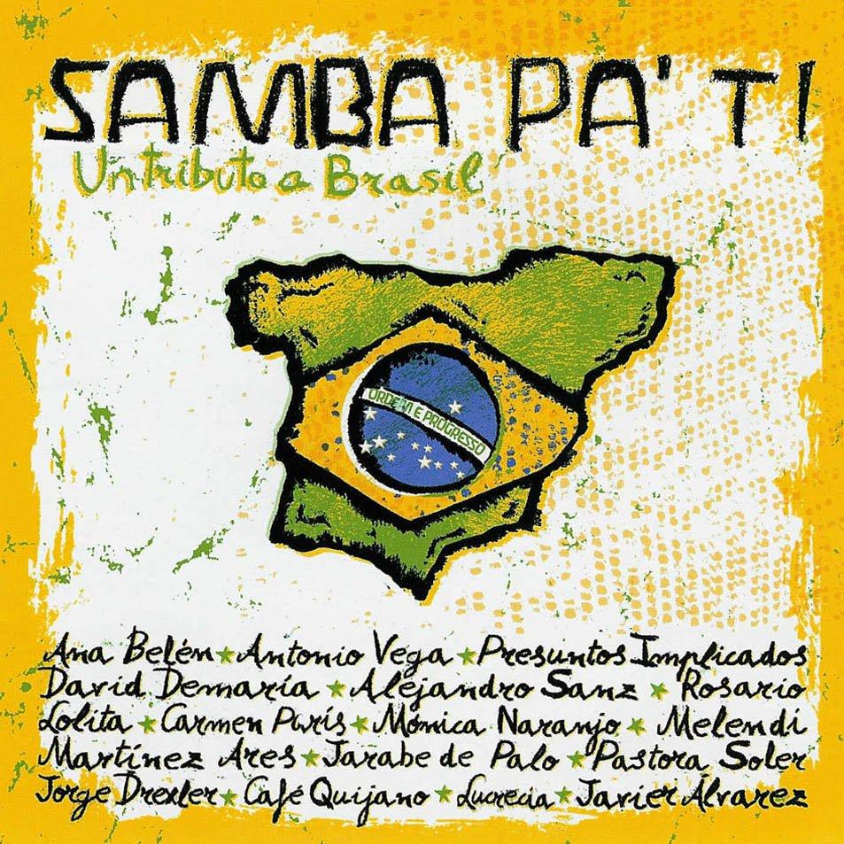 Capa Un Samba Pa' Ti