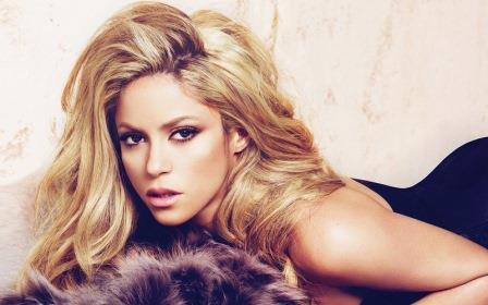 Shakira é uma das musas da música latina