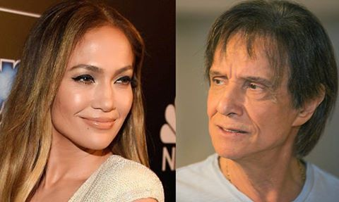Roberto Carlos confirma parceria com Jennifer Lopez