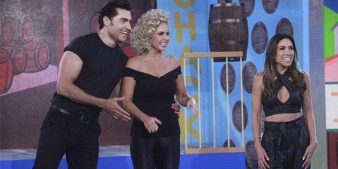 Lucero vai imitar a Sandy, de Grease, no Máquina da Fama, do SBT