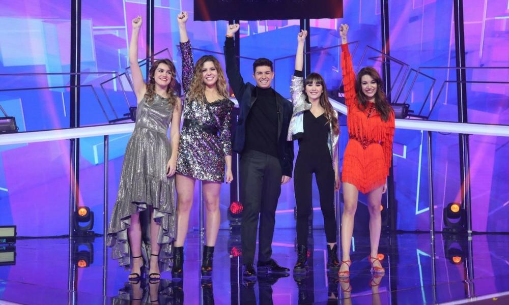 Amaia Romero, Miriam Rodríguez, Alfred García, Aitana Ocaña e Ana Guerra são os finalistas do Operación Triunfo e vão disputar uma vaga para representar a Espanha no Eurovision