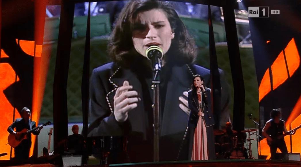 Laura Pausini venceu o Festival de Sanremo com La Solitudine