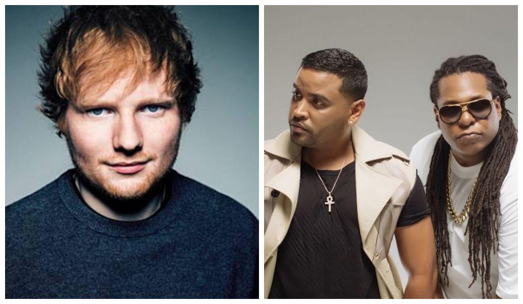 Ed Sheeran e Zion y Lennox