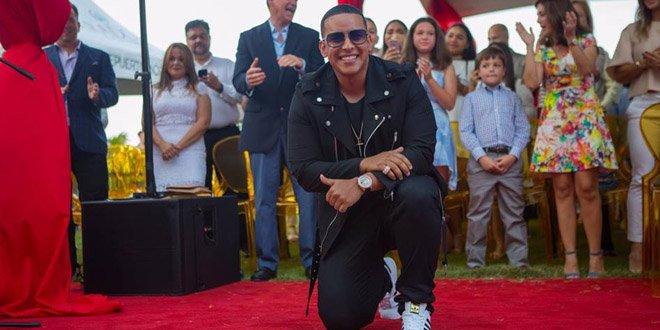 Daddy Yankee ganhou uma estrela na Calçada da Fama de Porto Rico