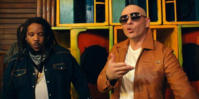 Options é o novo single de Pitbull com a participação de Stephen Marley
