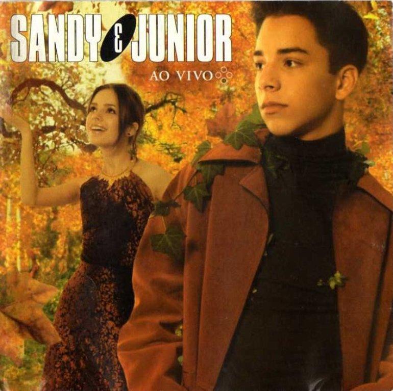 As quatro estações de Sandy e Junior