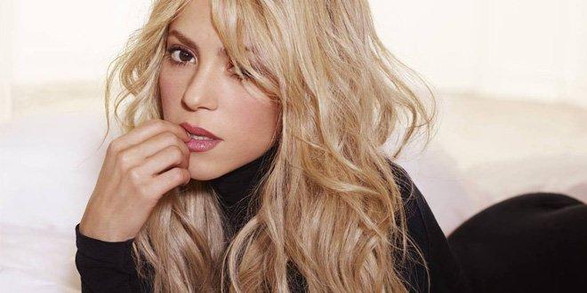 Shakira está afastada da música
