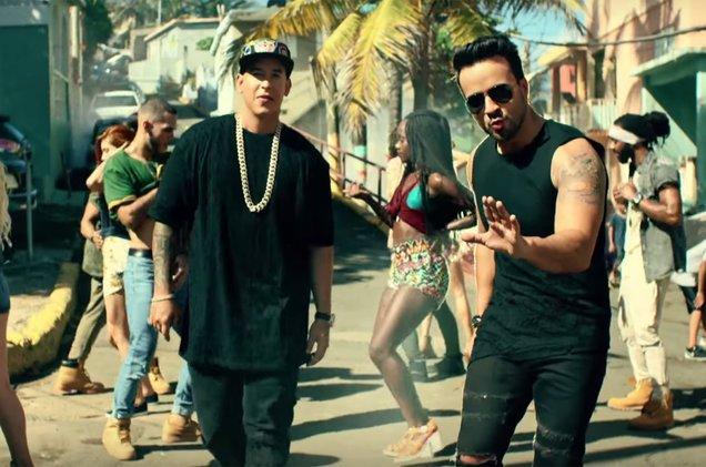 Despacito já recebeu 5 discos de platina no Brasil