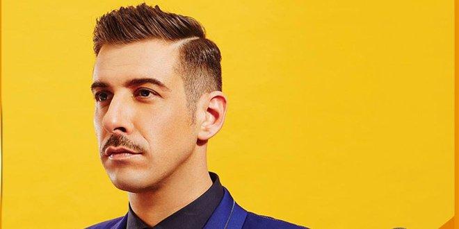 Francesco Gabbani representou a Itália no Eurovision 2017 com Occidentali's Karma