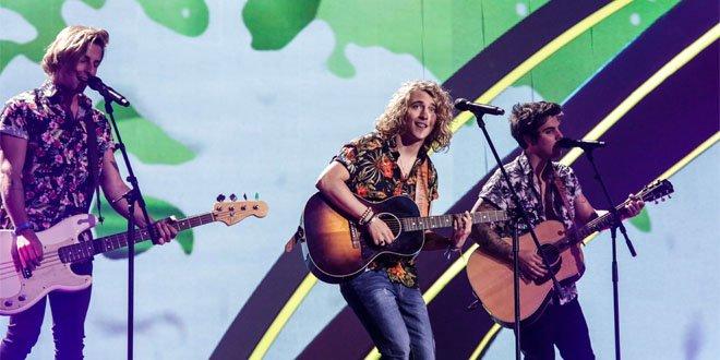 Primeiro ensaio espanha eurovision 2017 manel navarro