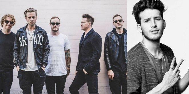 O OneRepublic convidou Sebastian Yatra para a nova versão do single No Vacancy