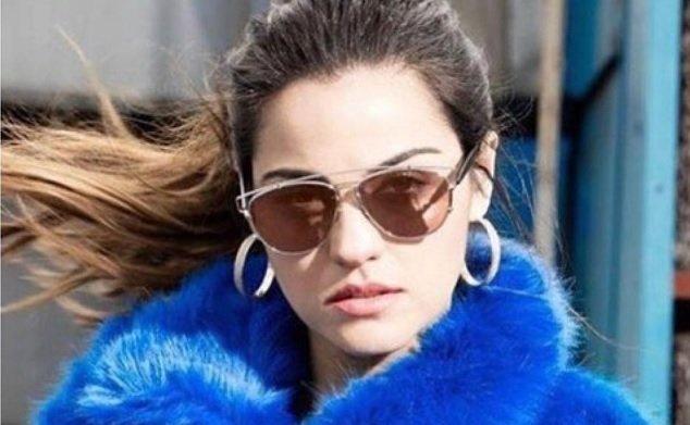 Maite Perroni estreia o clipe de Loca