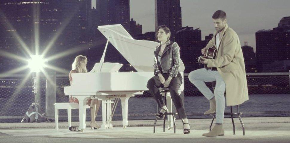 Melendi e Ha*Ash vão lançar música juntos