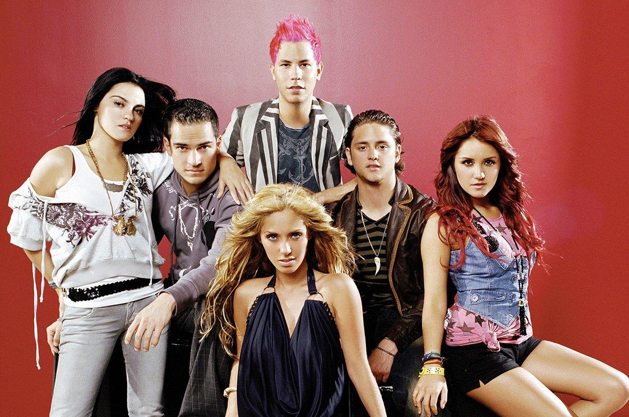 RBD é um dos grandes sucessos da Televisa
