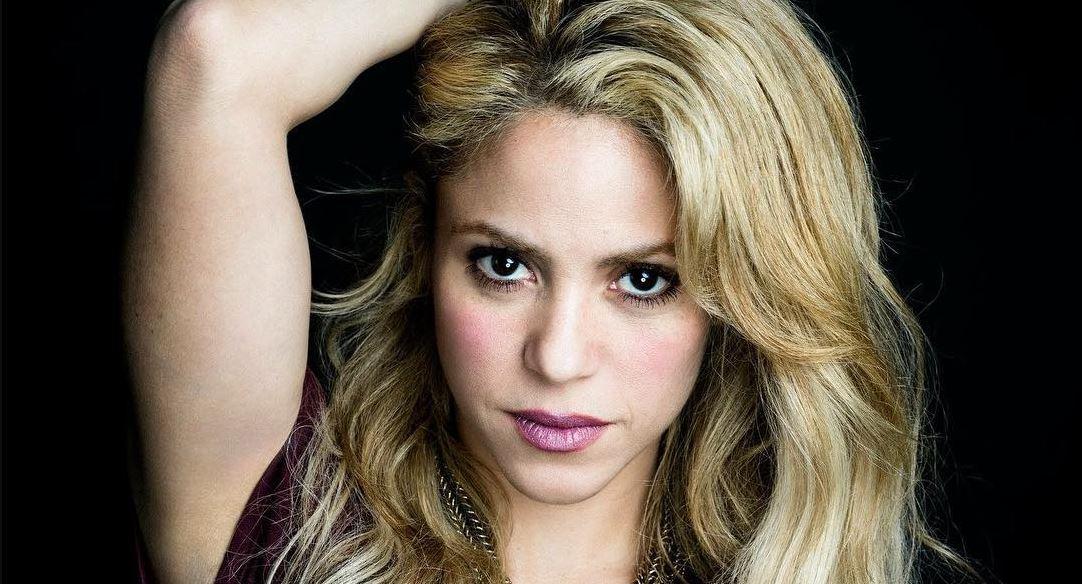 Shakira nasceu em 2 de fevereiro de 1977
