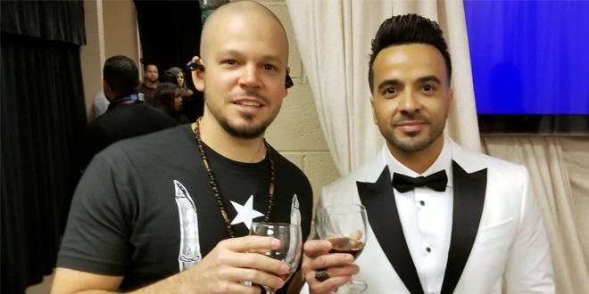 Residente e Luis Fonsi, de Despacito, foram os destaques do Grammy Latino 2017
