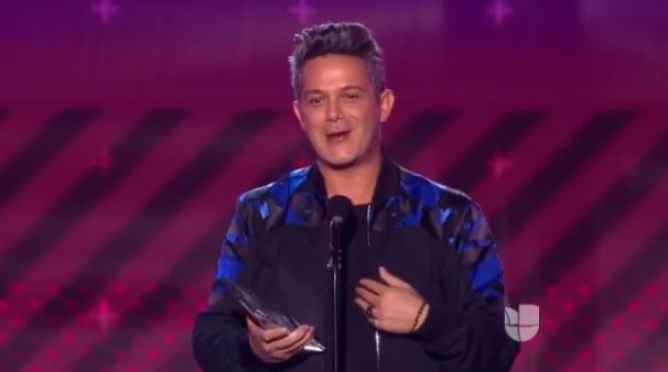 Alejandro Sanz é o homenageado do ano no Grammy Latino