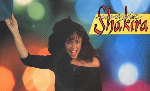 Compilação com os dois trabalhos foi atrelada a nova conta no Spotify, Shakira Mebarak