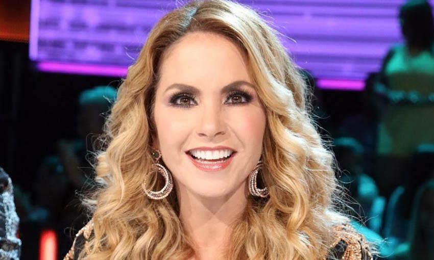 Lucero volta à TV brasileira!