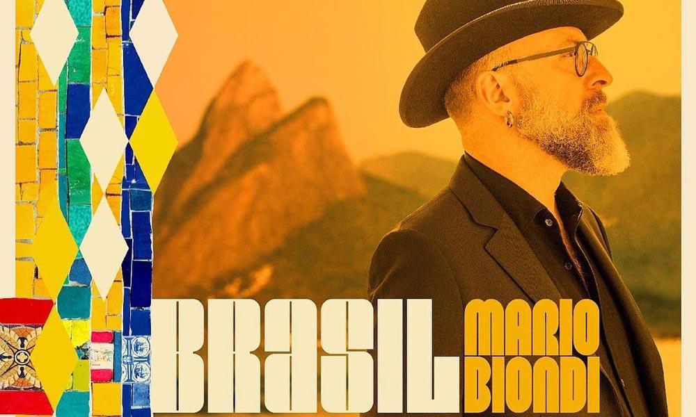 Novo disco de Mario Biondi homenageia o Brasil