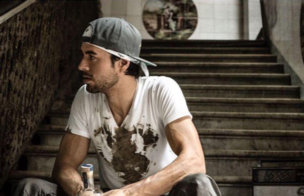 Enrique Iglesias lançou último álbum em 2014