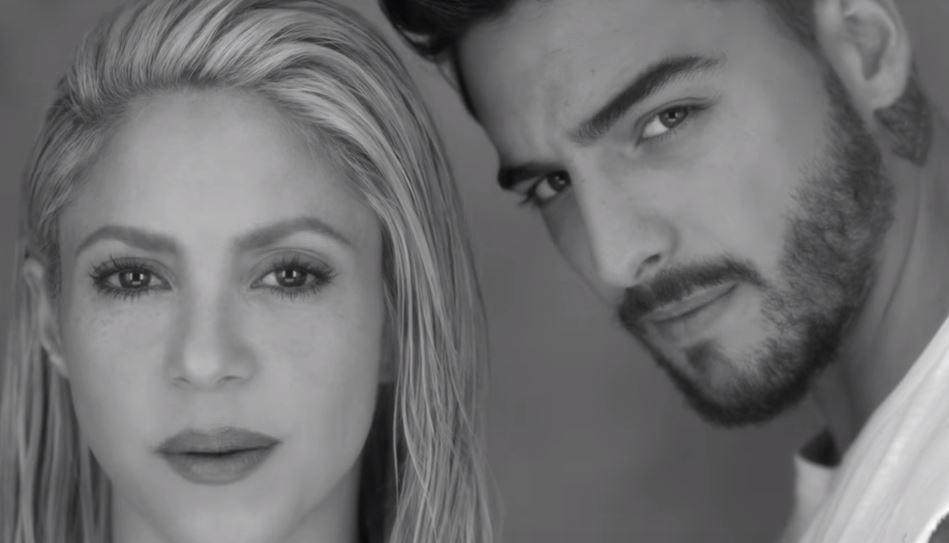 Maluma e Shakira em novo dueto