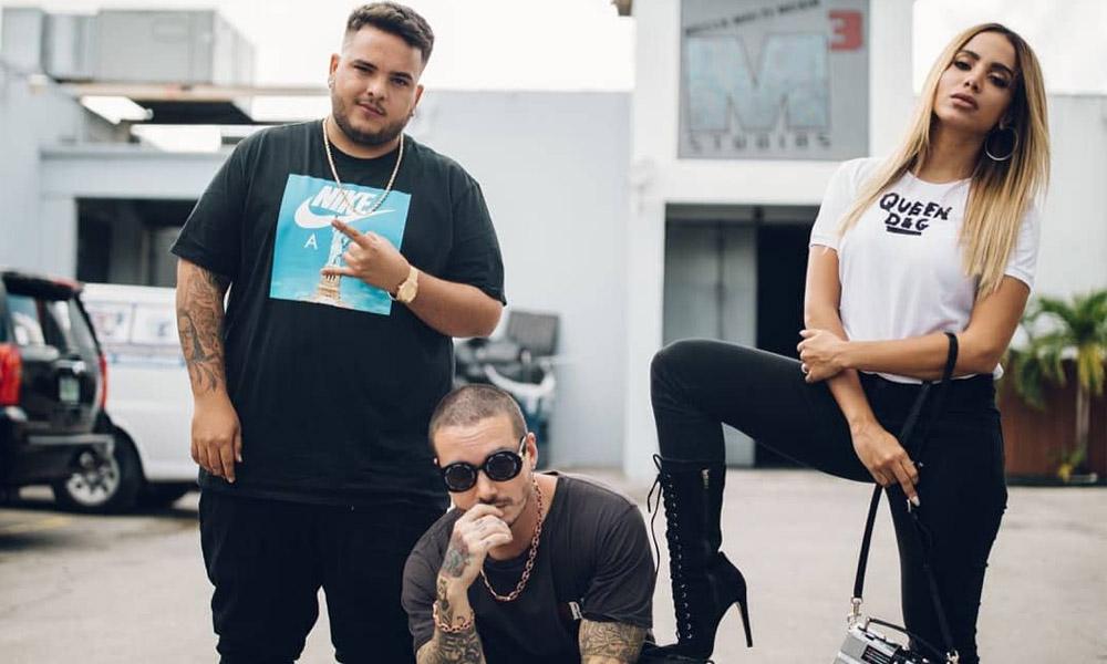 Anitta, J Balvin e Jeon vão cantar Machika nos Prêmios Lo Nuestro 2018